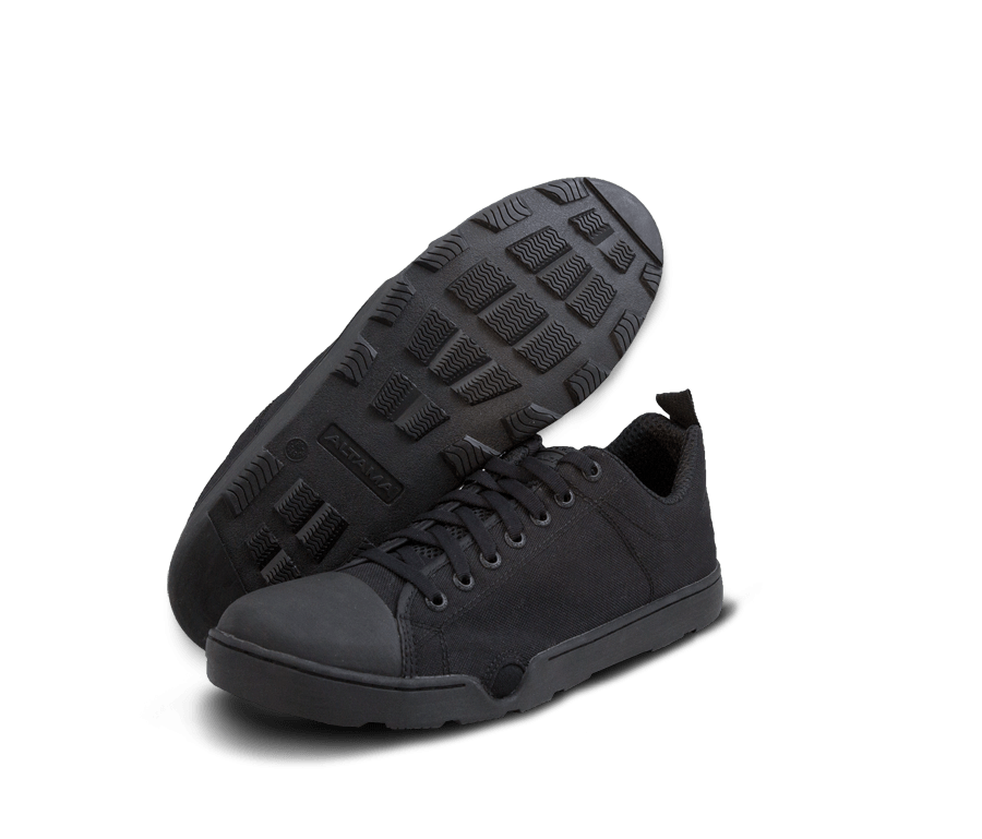 Тактичні кеди Altama Maritime Assault Low Black (335001) Фото