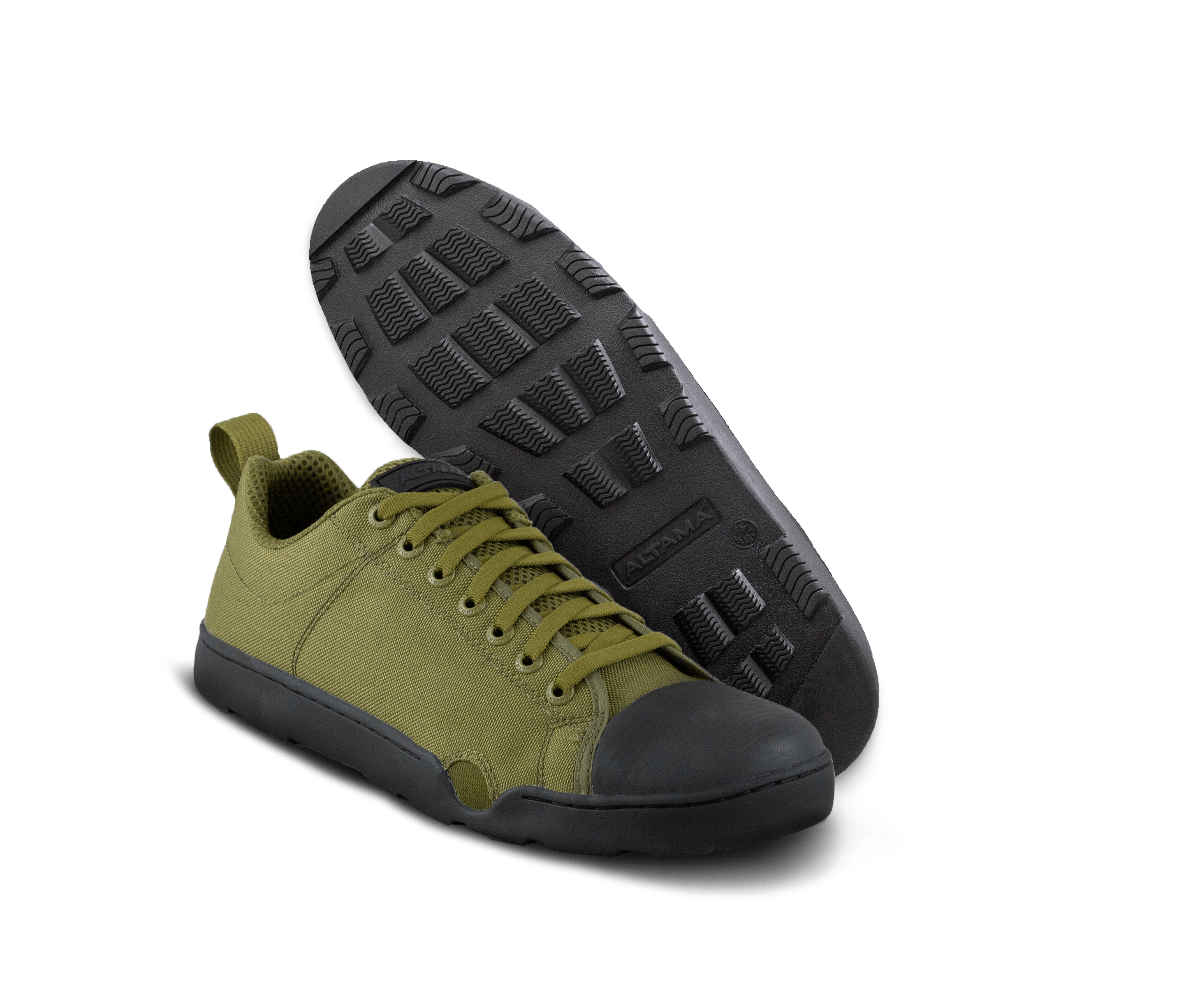 Тактичні кеди Altama Maritime Assault Low Olive Drab (335006) Фото